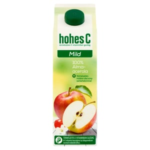 Hohes C Mild 100% alma-acerola gyümölcslé