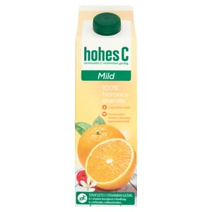 Hohes C Mild 100% narancs-acerola gyümölcslé