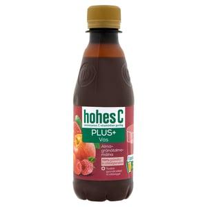 Hohes C Plus+ Vas 100%-os alma-gránátalma-málna vegyes gyümölcs-zöldséglé