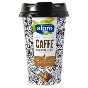 Alpro kávés mandulaital