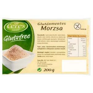Ceres Gluta Free gluténmentes morzsa
