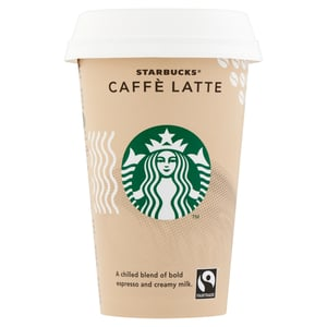 Starbucks Caffé Latte UHT kávés tejital