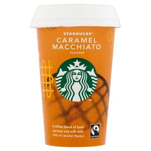 Starbucks Caramel Macchiato UHT kávés tejital