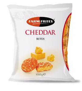 Farm Frites Cheddar falatok