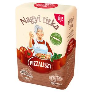 Nagyi titka Pizzaliszt 00 típusú