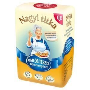 Nagyi titka Omlós tészta süteményliszt