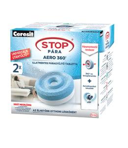 Ceresit Stop Pára Aero 360° páragyűjtő tabletta