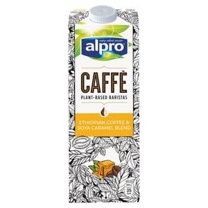 Alpro szója-karamell kávéital